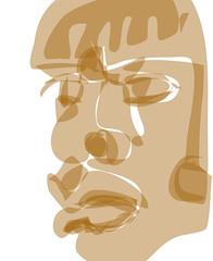 Olmec Big Head (3) 2011.04.13