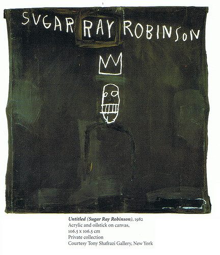 basquiat_sugar_ray_robinson