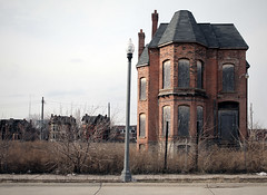 empty sky (Desolate Places) Tags: park abandoned metro michigan detroit victorian brush smokey mansion robinson motown