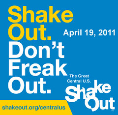 The Great Central U.S. ShakeOut