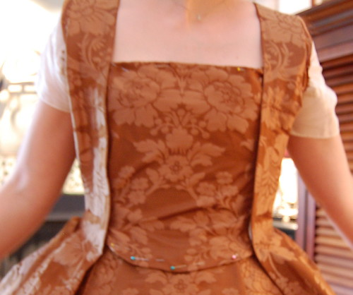 Chocolate Stomacher