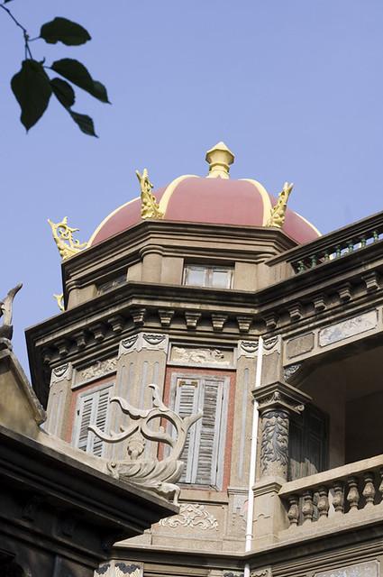 欧式风格的建筑
