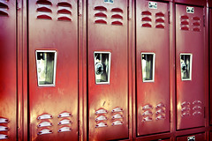Day 101: Lockers by Visions By Vicky