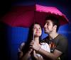 l♥ve in the rain (Natália Viana) Tags: love rain amor chuva colorphotoaward natáliaviana loveintherain renanviana
