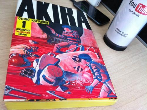 Akira, el manga – アキラ class=