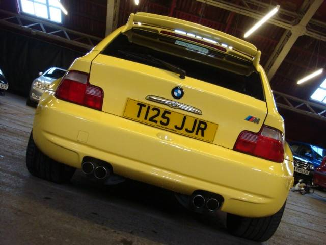 BMW Z3 and M Coupe AC Schnitzer Type II Spoiler