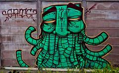 GATS (Keoki Seu) Tags: california usa streetart graffiti it eastbay ptv gats graffitiagainstthesystem