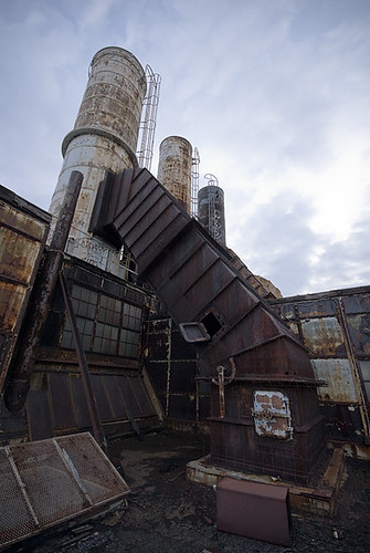 Steamed Power Plant 2011.