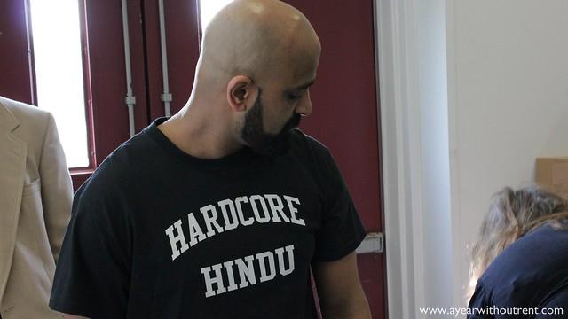 hardcore hindu