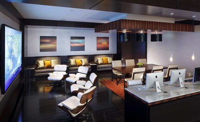 Hilton Technology Lounge