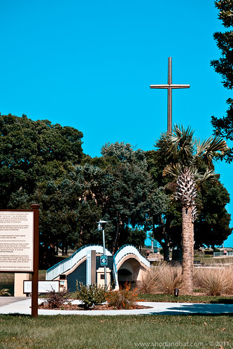 Nombre de Dios mission cross