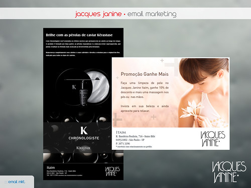 CAMPANHAS JACQUES JANINE by InterAGE