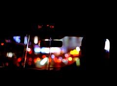 taxi driver (Benjamin Skanke) Tags: city uk portrait england man london 120 mamiya film colors car silhouette night analog dark print lights 645 dof kodak bokeh cab taxi stalker pro driver medium format 28 cinematic portra canoscan 120mm 80mm c41 160nc sekor 8800f