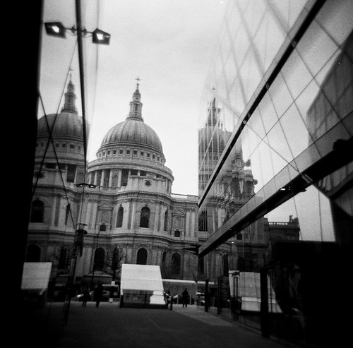 St. Paul's Reflection