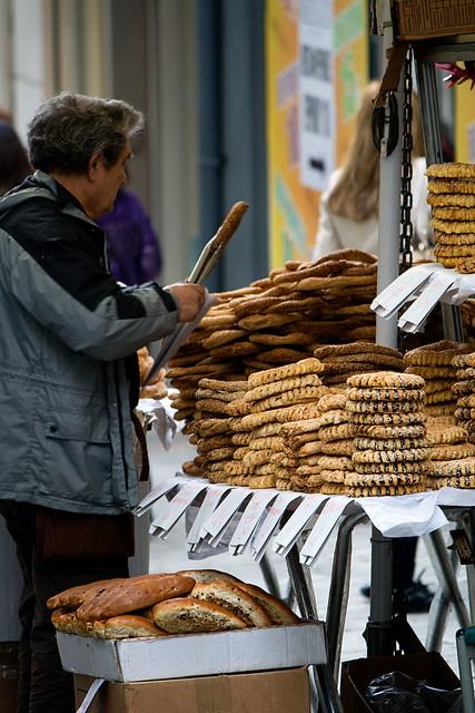 athens - bread