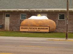Idaho Potato Museum (Phydeaux460) Tags: bakedpotato blackfootidaho