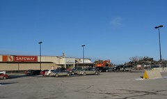 Zellers River East Plaza