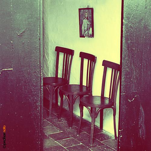 Shot 31 (Sala de Espera) by ICONOJONA