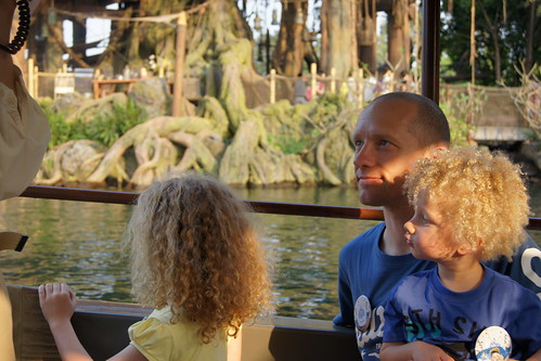 Hong Kong Disneyland Family Trip - Jungle River Cruise