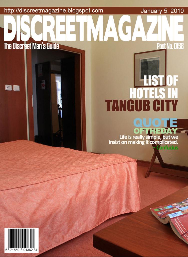 Discreet Magazine January 5 2010