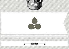 PICCHE_BEHANCE (mcastiglionidesign) Tags: design graphic playingcards grafica gioco cartedagioco barebonescards mattiacastiglioni