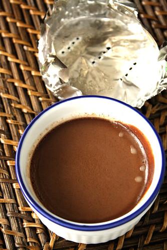 Bitchin Kitchen's Pot au Chocolat