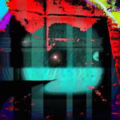 A Dream of Armageddon (Richard Clear) Tags: light red abstract black strange photoshop sleep apocalypse dream surreal vision dada armageddon nightmare hgwells