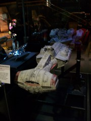 Star Wars Exhibit (Lord Moon) Tags: rebel star pacific center science wars runner blockade corvette cr90