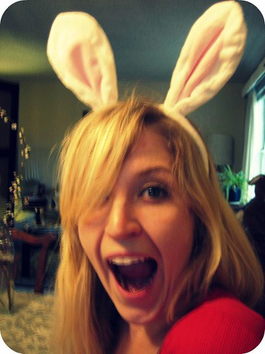 oh hey easter!