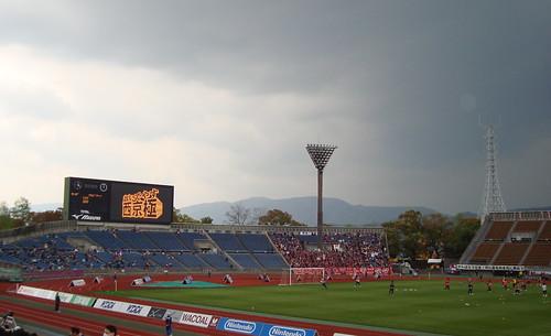 2011/04 J2第8節 京都vs岡山 #02