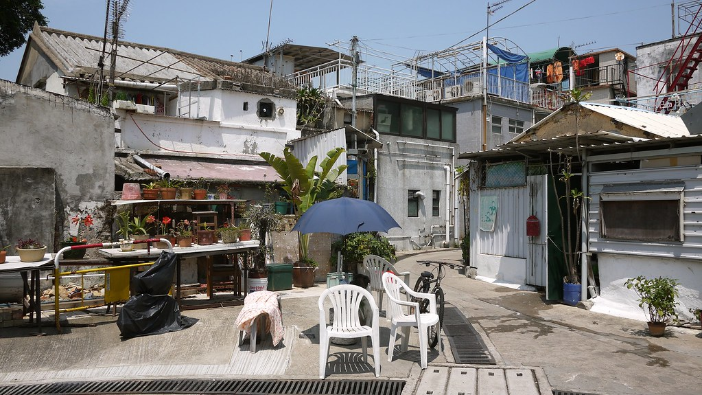 Peng Chau Houses