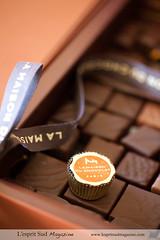 Chocolates - La Maison du Chocolat (Paris) (Scrumptious Venus) Tags: chocolates gourmet luxury luxe lamaisonduchocolat gourmetmagazine lespritsudmagazine gastronomymagazine