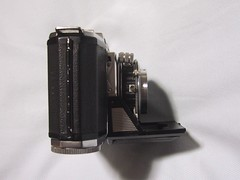 Zeiss Ikon, Ikonta 35 with Tessar 45mm F2.8 (bergheil) Tags: zeiss zeissikon ikonta ikonta35