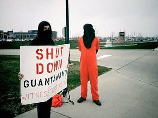 Anti-Torture Vigil - Week 45: Outside Wells Fargo