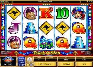 Truck Stop slot game online review
