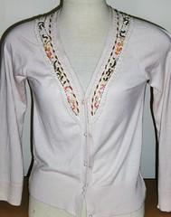 Trico customizado (by Penov) Tags: bordado pedrarias