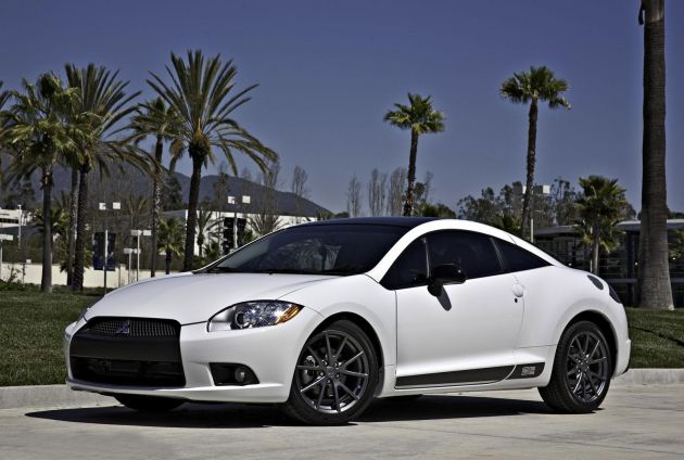 MITSUBISHI MOTORS CELEBRATES ECLIPSE MODEL LEGACY WITH THE 2012 SPECIAL EDITION COUPE AND SPYDER