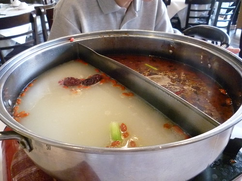 HOT POT TIME [Mama Sichuan Restaurant, City]