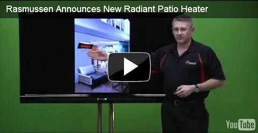 New Radiant Patio Heaters