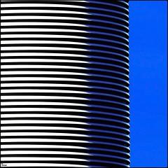 abstract (TeRo.A) Tags: blue white abstract sininen valkoinen