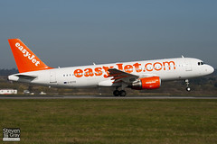 G-EZTD - 3909 - Easyjet - Airbus A320-214 - Luton - 110324 - Steven Gray - IMG_1378