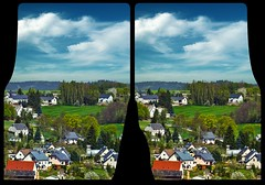 Neue Wildenauer :: Stereoscopic Cross Eye 3D :: (Stereotron) Tags: 3d 3dphoto 3dstereo 3rddimension spatial stereo stereo3d stereophoto stereophotography stereoscopic stereoscopy stereotron threedimensional stereoview stereophotomaker stereophotograph 3dpicture 3dglasses 3dimage crosseye crosseyed crossview xview cross eye squint squinting freeview quietearth europe germany saxony sachsen vogtland rodewisch hyperstereo twin canon eos 550d yongnuo radio transmitter remote control tonemapping hdr hdri raw cr2 3dframe airtightframe fancyframe floatingwindow airtight frame spatialframe stereowindow window beautiful 1855mm kitlens sidebyside sbs kreuzblick 100v10f