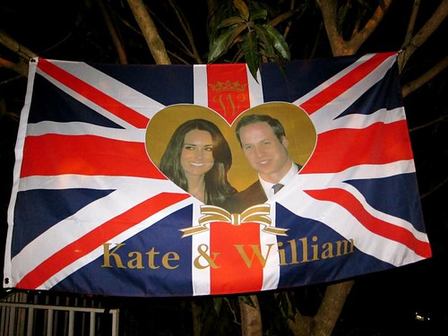 congrats, kate and wills