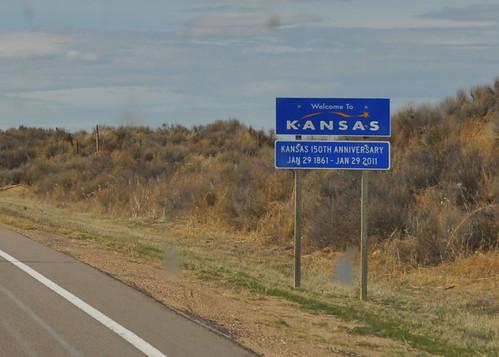 Kansas Border