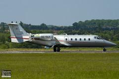 OE-GLY - 60-333 - Vista Jet - Learjet 60XR - Luton - 100602 - Steven Gray - IMG_2992