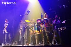 Muchachito Bombo Infierno # Viña Rock 2011