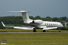 XA-CHA - 5182 - Private - Gulfstream G550 - Luton - 100609 - Steven Gray - IMG_3572