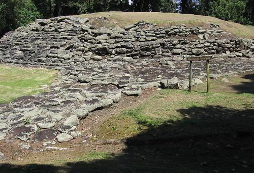 Mound, Guayabo National Monument