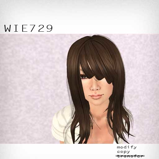 booN WIE729 hair