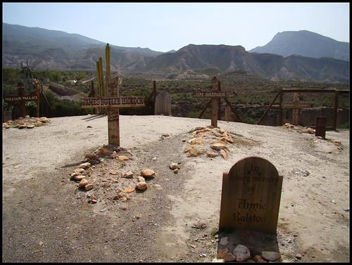 Cementerio Tabernas